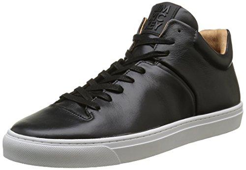 Jim Rickey Herren Cloud Mid Sneakers, Noir (JRF16071B), 45 EU