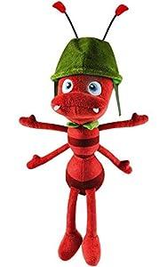 Studio 100 MEMA00002240 Juguete de Peluche - Juguetes de Peluche (Verde, Rojo, Felpa, 4 año(s), Niño/niña, 30 cm)