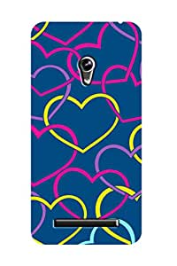 ZAPCASE PRINTED BACK COVER FOR ASUS ZENFONE 5