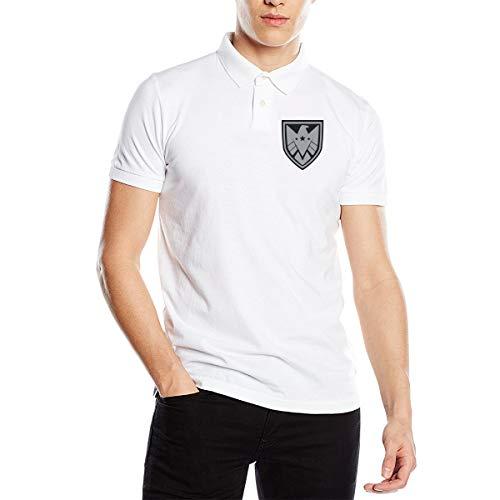 Shield Mens Premium Polo Shirt Unofficial