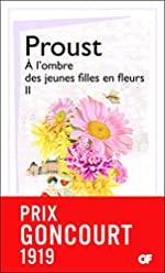 A la recherche du temps perdu - A l'ombre des jeunes filles en fleurs : Tome 2 de Marcel Proust