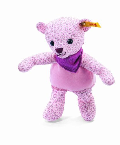 Steiff-20cm-Little-Circus-Teddy-Bear-for-Newborn-Pale-Pink