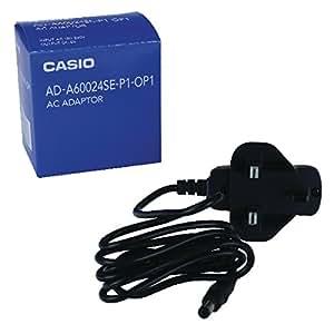Casio CSADA600mains adaptor