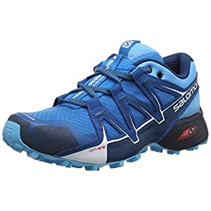 Salomon Damen Speedcross Vario 2 Trailrunning-Schuhe, Schwarz