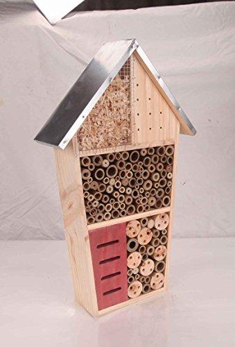 Garden Bazaar gb-1001Tower Insektenhotel–Neutral