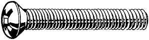 Gewindeschrauben Kreuzschlitz PH Stahl verzinkt DIN966-H 4.8 M4 X 20mm Linsensenkkopf 200Stk