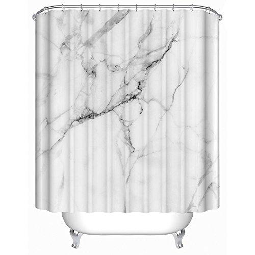 mor Polyester-Muster-Bad Ideas Badezimmer Dusche Vorhang, Textil, multi, 48x72 ()