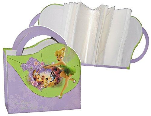 Tinkerbell Fairies groß für 100 Bilder 15 cm * 10,5 cm gebunden - Photoalbum Kinderalbum Fairy Mädchen ()