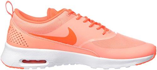 Nike Air Max Thea, Chaussures de Course Femme Orange