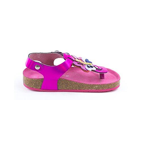 Agatha Ruiz De La Prada  142981, sandales fille Rose