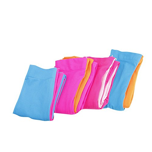 JaneDream New Chilren Girls Kids Two color Pantyhose Tights candy colored Stockings
