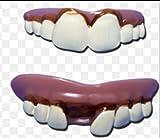 Billy Bob Goofy toofers falschen Zähne (2Stück, One size)