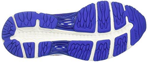 Asics Gel-Cumulus 19, Scarpe Running Donna Viola (Blue Purple / Black / Flash Coral)