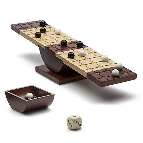 Marbles Games - 6045063 - Rock me Archimedes, Taktikspiel von Marbles, hochwertiges Material, einfache Spielregeln