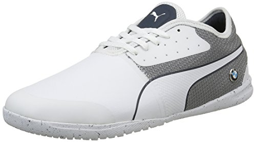 Puma Bmw Changer Ignite, Baskets Basses Homme Blanc (White/White)