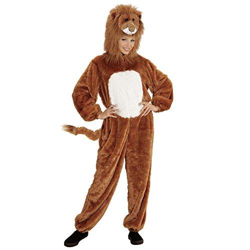 Für Kostüm Löwe Erwachsene - Widmann 97144 Erwachsenen Kostüm