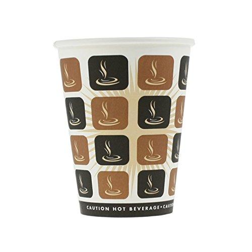 ecolle Coffee to GO Becher 300 ml Kaffeebecher Papbecher Pappbecher Coffeebecher 500