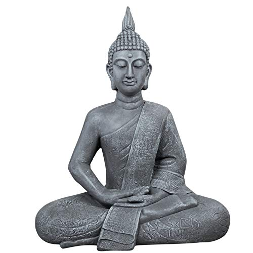 Dszapaci Buddha Statue Groß 65cm Sitzend