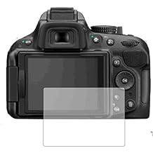 3 x Membrane Protectores de Pantalla para Nikon D5200 - Transparente, Embalaje y accesorios