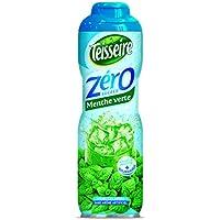 Teisseire sirop 0% de sucre menthe verte - 60 cl