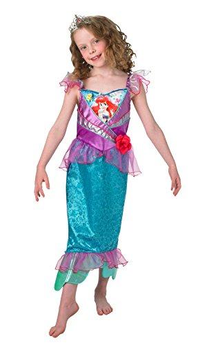 Ariel Kostüm Für Kinder - Rubie 's Offizielles Shimmer Ariel, Kinder