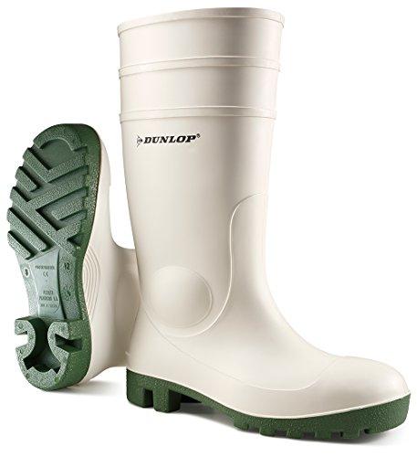 Dunlop FS1700/142VP - Bottes de sécurité - Adulte unisexe Blanc