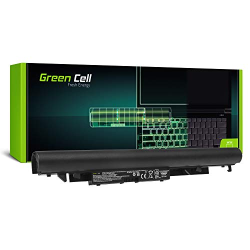 Green Cell Standard Serie Batería para HP 15-BS505TU 15-BS505TX 15-BS506NA 15-BS506NS 15-BS506TU 15-BS506TX 15-BS507NA 15-BS507NS 15-BS507TU Ordenador (2200mAh 14.8V Negro)