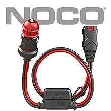 NOCO Genius GC003 12V Araç Çakmak Uçlu Akü Şarj Bağlantı Kablosu