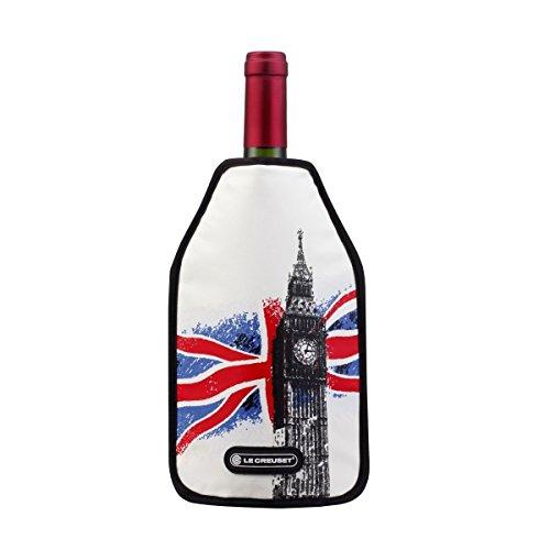 Le Creuset 59142421026068Eiffelturm Wein-Flaschenkühler