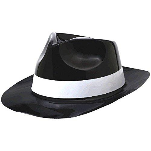 Amscan 50s Classic Fedora Hüte aus -