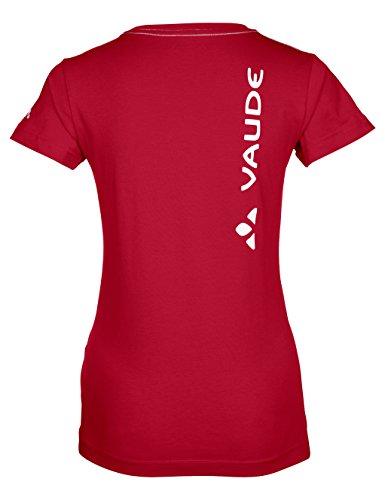 VAUDE Damen T Shirt  Brand indian red