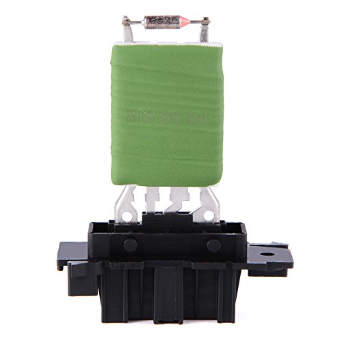 XCSOURCE Heater Motor Blower Resistor Air Conditioning Fan Speed Resistor Replacement for Vauxhall Corsa D 2006-2011 13248240 MA957 Test