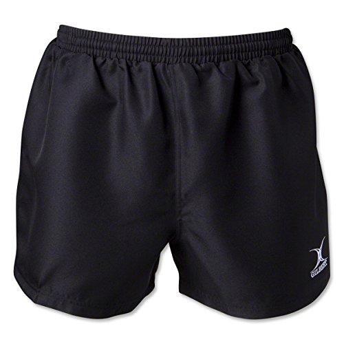 Gilbert - SHORT SARACEN NOIR MARQUE GILBERT - taille : L (Elastische Twill Taille Herren Shorts)