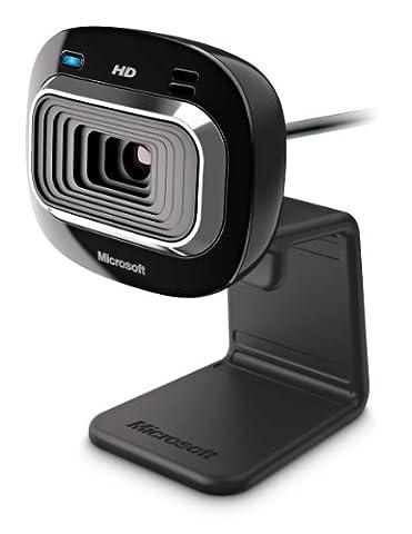 Microsoft LifeCam HD-3000 - Webcam HD 720p
