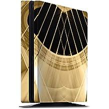 Sony Playstation 3 Protector de pantalla Pegatinas Skin de vinilo adhesivo Guitarra Instrumento Cuerdas