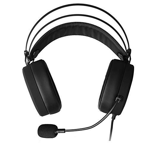 DEjh N7 Stereo Mikrofon Subwoofer für Xbox One, PS4, Nintendo Switch, PC Headset -