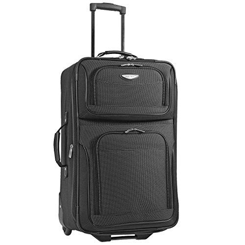 Reisende Wahl Travel wählen Sie Amsterdam 25erweiterbar Rolling aufrecht, grau (grau) - TS6950G25