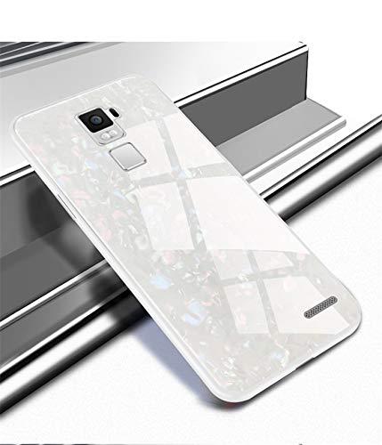 Für Oppo R7 Plus Hülle TPU Schutzhülle Silikon Tasche Case Cover - Weiß