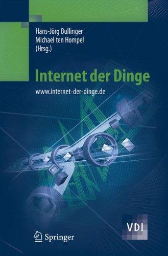 Internet der Dinge: www.internet-der-dinge.de (VDI-Buch)