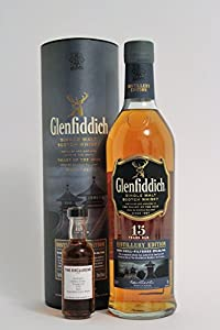 Glenfiddich - Distillery Edition 15 years old - 51% - *50ml Sample* by Glenfiddich