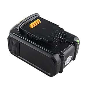 Batterie type DEWALT DCB180, 18.0V, 3000mAh, Li-ion