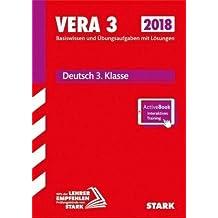 VERA 3 Grundschule - Deutsch + ActiveBook