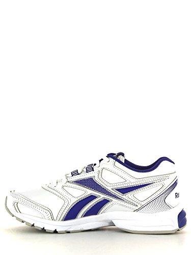 Rebook Pheehan Run 2.0 MU, Baskets pour femme Noir Nero Noir - Bianco/Viola