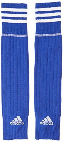 adidas Kinder Stegstrümpfe 3-Streifen 1 Paar Cobalt/White, 37-39 - Kobalt-blauer Streifen