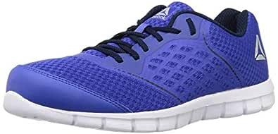 Reebok Men's Guide Stride Run Lp Acid Blue/Coll Navy Shoes-6 UK/India (39 EU)(7 US) (CN8130)