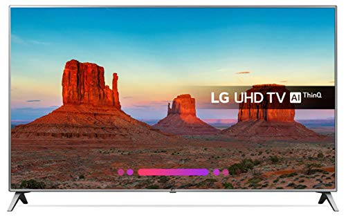 "Foto LG 55UK6500 55"" LG TV LED 55"" Ultra HD Smart TV 4K, Active HDR, Grigio"