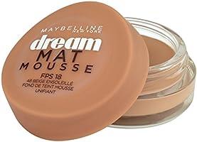 Gemey-Maybelline - Dream Mat Mousse - Fond de teint mousse  - 48 beige ensoleillé