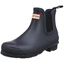 Hunter W Org Chelsea Rma, Women's Rubber Boots - 41scZqlYF 2BL - hunter W Org Chelsea Rma, Women's Rubber Boots