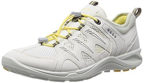 SHA Ecco Weiß WHITE Damen POPCORN Outdoor TERRACRUISE Fitnessschuhe 59557 SHADOWWHITE nIxfnR4Y