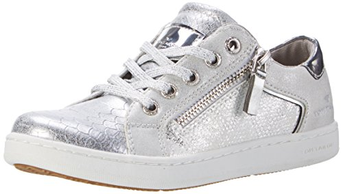 tom-tailor-2772715-baskets-basses-fille-argent-silver-35-eu